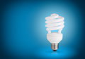 Energy Saving Bulb Stock Photos - 29055233