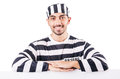 Convict Criminal Royalty Free Stock Photography - 29057727
