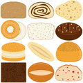 Vector Icons : Bread Stock Photography - 29065772