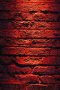 Red Light On Wall Royalty Free Stock Images - 29075849