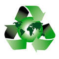 Recycle Symbol Royalty Free Stock Image - 2913506