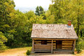Old Pioneer Log Cabin Royalty Free Stock Photos - 2915148