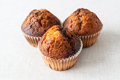Muffin Cakes Royalty Free Stock Image - 29105436