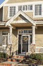 Entrance To A Home Stock Images - 29107504