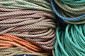 Nylon Rope Used For Lobster Fishing Details Stock Photos - 29113983
