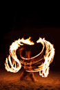 Fire Show Stock Image - 29117881