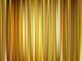 Vector Gold Curtain Stock Image - 29124871