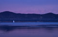 Big Bear Lake At Sunrise Stock Photo - 29151710