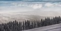 Winter Landscape In Polish Beskidy Mountains Royalty Free Stock Images - 29171079