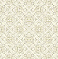 Seamless Paisley Golden Wallpaper-Background Stock Image - 29197821
