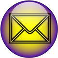 Email Web Button Stock Image - 2926641