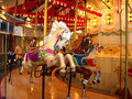 Merry-go-round Horse Stock Images - 2929004