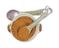 Pumpkin Pie Spice From Above Stock Photo - 29206800