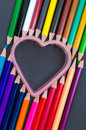 Pencils Colour Stock Image - 29212771