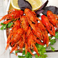 Lobsters Royalty Free Stock Photo - 29214305