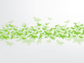 Green Butterfly Leaf Concept Stock Photography - 29226022