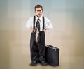 Business Boy Royalty Free Stock Image - 29230926