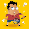 Badminton Player Stock Images - 29236624