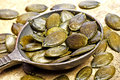 Pumpkin Seed Stock Images - 29252914