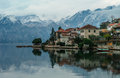 Village In The Mountaines Royalty Free Stock Image - 29292916