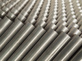 Top View Of Steel Pipe Stock Photography - 29294132