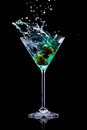 Martini Drink Royalty Free Stock Photography - 29294227