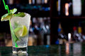 Mojito Cocktail Royalty Free Stock Photography - 29295357