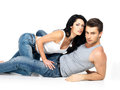 Beautiful Sexy Couple In Love Stock Images - 29299604