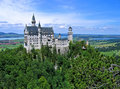 Neuschwanstein Castle, Bavaria Royalty Free Stock Images - 2936599