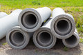 Sewer Pipes Stock Images - 29307674