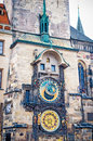 Astronomical Clock On Old Town Hall Tower, Prague Stock Photo - 29313480