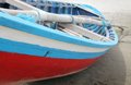 Colorful Boat On A Beach Stock Image - 29331091