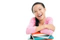 Laughing Girl Stock Photography - 29338222