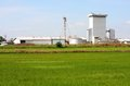 Silo On Rice Field, Thailand. Stock Images - 29344194