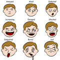 Facial Expressions Stock Photography - 29364702