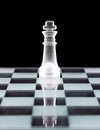 King Chess Piece Royalty Free Stock Photography - 29369277