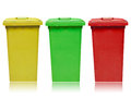 Trash Can Royalty Free Stock Photo - 29371795