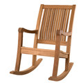 Wooden Rocking Chair Stock Photos - 29385003