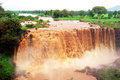 Blue Nile Falls Stock Images - 29389064