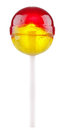 Lollipop With Fruit Flavour Royalty Free Stock Photo - 29396475