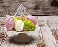 Colored Easter Eggs Stock Photography - 29406722