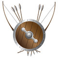 Battle Bows And Arrows Stock Photography - 29439442