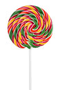 Colorful Candy On A Stick Stock Photography - 29441332