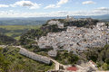 White Village Called Casares Stock Photography - 29441452