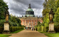 New Palace (Neues Palais) In Potsdam Royalty Free Stock Photos - 29445398