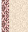 Fashion Pattern With Hexagons Royalty Free Stock Photo - 29447625