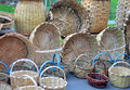 Woven Baskets Stock Image - 29456811