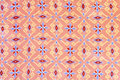Pattern Of Thai Silk Fabric Royalty Free Stock Photography - 29464867