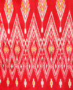 Pattern Of Thai Silk Fabric Stock Photo - 29465530