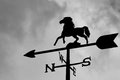 Rustic Weathervane Royalty Free Stock Image - 29474286